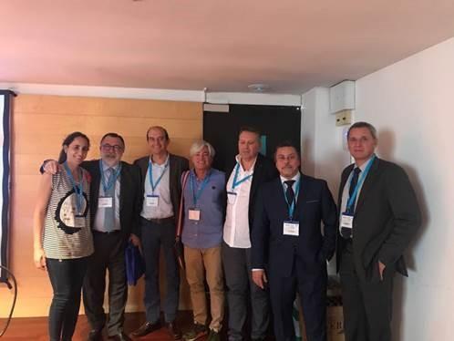 Participación SETLA en Congreso SECOT 2017