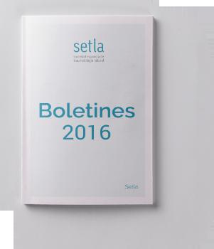 Boletines SETLA 2016