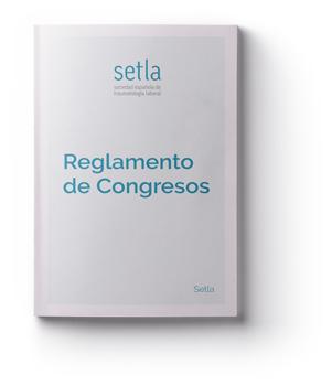 Reglamento de los Congresos Nacionales SETLA